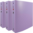 Purple Binders