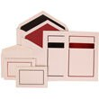 Red and Black Border Set - 1