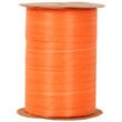 Orange Raffia Ribbon - 1