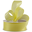 Yellow Woven Edge Ribbon - 1