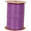 Purple Rapphia Ribbon - 1