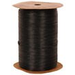 Black Rapphia Ribbon - 1