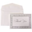 Elegant Border Thank You Sets
