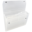 6 Pocket Accordion Folders - 1