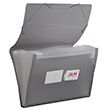 Legal Size Accordion Folders - 10 x 15 - 1