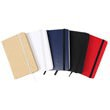 Hardcover Notebooks with Elastic Closure