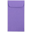 Purple #7 Coin Envelopes - 3 1/2 x 6 1/2