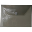 Grey Legal Plastic Envelopes - 9.75x14.5 - 1