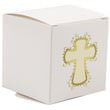 2 x 2 x 2 Cross Design Glossy Gift Box