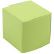 2 x 2 x 2 Lime Green Glossy Gift Box - 1