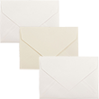 5 5/8 x 7 3/4 V-Flap Closeout Envelopes - 1