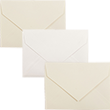 5 7/8 x 8 V-Flap Closeout Envelopes - 1