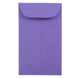 Purple #3 Coin Envelopes - 2 1/2 x 4 1/4 - 1