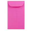Pink #6 Coin Envelopes - 3 3/8 x 6 - 1