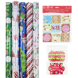Christmas Wrap & Gift Tag Bundles