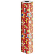 Industrial-Size Wrapping Paper Rolls