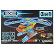 3-in-1 Light FX Building Block Copters