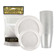 Clear Disposable Tableware