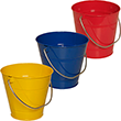 Colorful Metal Pail Buckets
