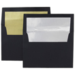 Black Foil Lined Envelopes