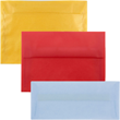 Chartham Color Translucent Envelopes & Paper
