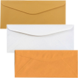 White & Manilla Commerical Style Envelopes - 1