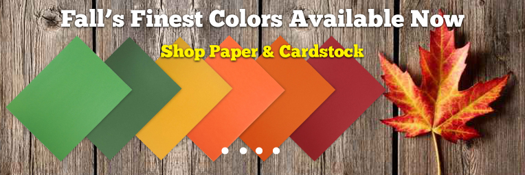 Fall Color Papers