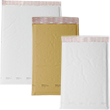 White & Brown Kraft Bubble Lite Padded Envelopes