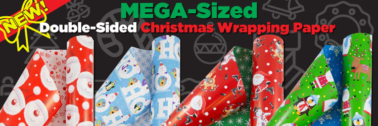 Mega Sized Wrapping Paper