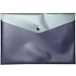 Metallic Envelope with Snap Closure