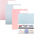 Baby Blue & Baby Pink Labels - 1
