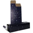 Purple Shooting Star Closeout Wine Box